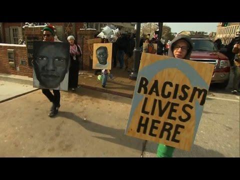 Ferguson in flux