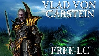 Total War: WARHAMMER - Vlad von Carstein Gameplay