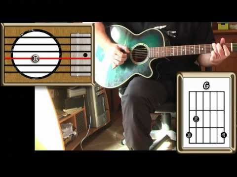 Vincent (Starry Starry Night) - Don McLean - Guitar Lesson (Simplified Picking)
