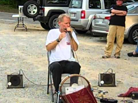HCH 2011: Adam Gussow Playing Buford Chapel Breakdown, at...