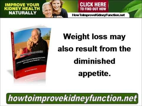 The Kidney Disease Solution - Start By Understanding The Symptoms Of Kidney Problems Part 1