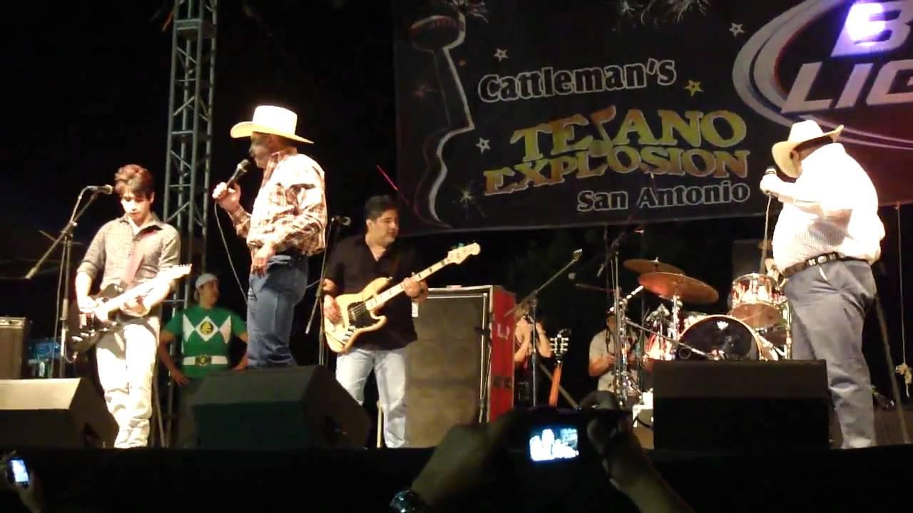 Tejano Explosion At Cattlemans Square In San Antonio Tx ...