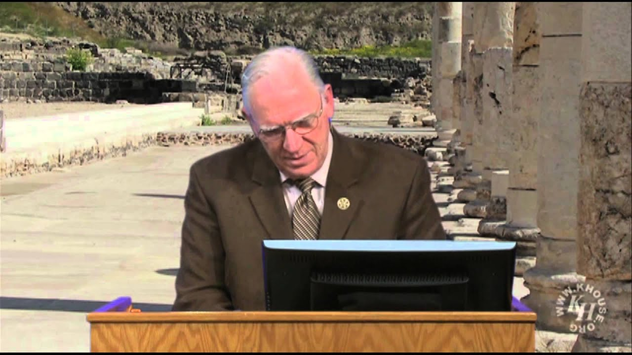 Chuck Missler Prophecy 2013 . Video clips on youtube, covering tough.