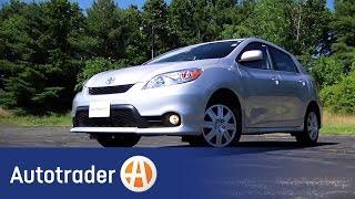 2012 Toyota Matrix - AutoTrader New Car Review videos