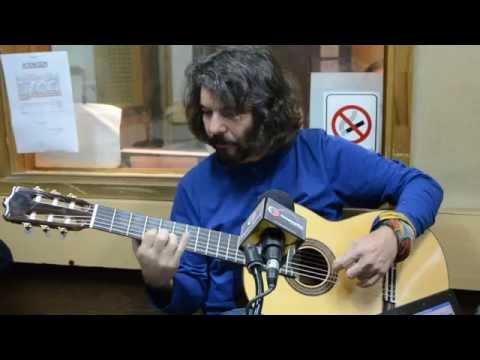 Santiago Feliu ' Iceberg + Buscame - en Radio Cooperativa.