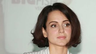 Kangana Ranaut slaps a journalist at an event..
