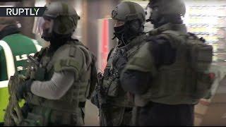 بالفيديو .. هذه هي أولى الصور من داخل مطار دوسلدورف بألمانيا بعد الهجوم الدامي |