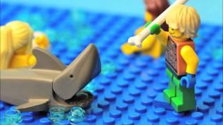 """LEGO Aquaman """"The Ocean Protector"""""""