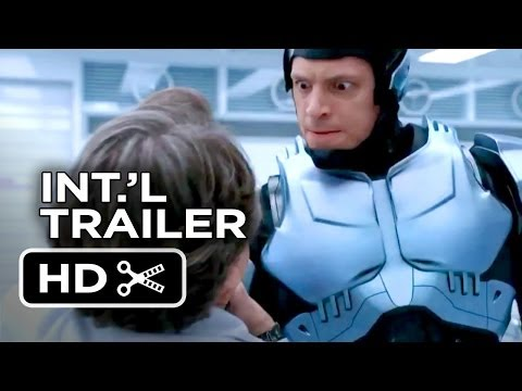 RoboCop Official International Trailer #2 (2014) - Samuel L. Jackson Movie HD,