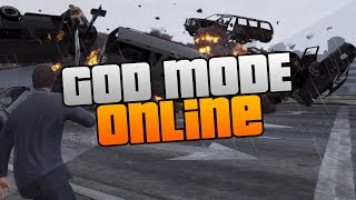 GTA 5: God Mode / Fully Invincible Player Glitch Online