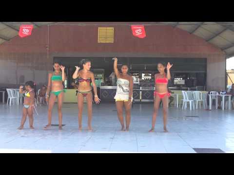 Zalele ballo di gruppo Lido Delle Nazioni