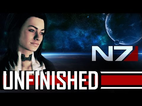Mass Effect 3 - Miranda & Shepard Tribute