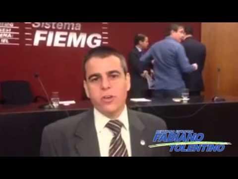 Tolentino defende instalação de novo gasoduto em Minas