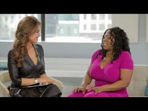 Qristyl Frazier Talks to Lisa About Her Different Approach to Fashion