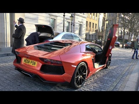 {SPECIAL} Lamborghini Aventador Tribute - Revs | Flames | Accelerations | Downshifts!!