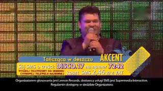 Akcent - Tańcząca w deszczu (Ostróda 2013)