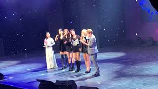 T-ARA - VQueen 08/11/2017 Kpop FriendShip Concert with KBEE 2017