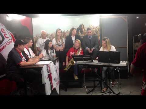 HINO JEC   Dani piano e Henriette, sax