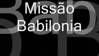 trailer missao babilonia view on youtube.com tube online.