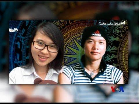 Việt Nam tuyên án nặng 2 sinh viên chống Trung Quốc