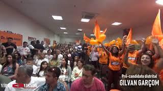 CONVENÇÃO 2018 SOLIDARIEDADE DF