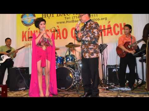 Ca sĩ Nguyễn Hồng Nhung & Hội Bác Ái Phanxicô