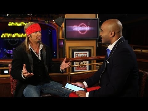 Bret Michaels Discusses Music & Philanthropy