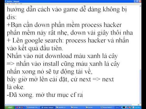 Cách download và vào game vua đột kích