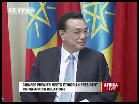 Chinese Premiere Concludes Visit to Ethiopia