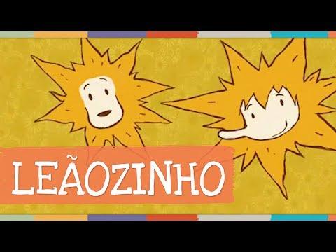 Leãozinho  - DVD