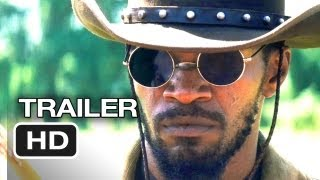 Django Unchained Official Trailer #2 (2012) Quentin
