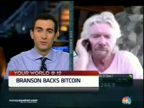 Richard Branson: Buy your space flight with bitcoin