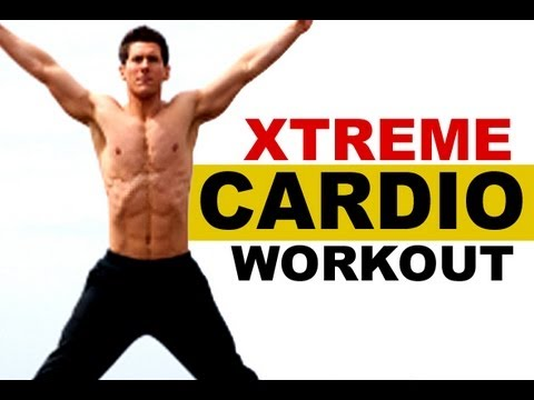 Extreme Jumping Jack Cardio Workout - Burn Fat At Home Fast!