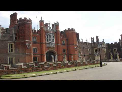 Hampton court palace Islington London