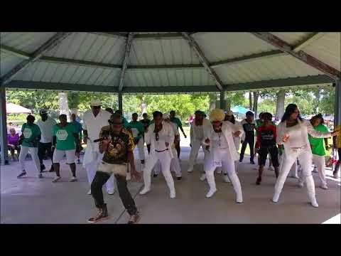 MR. SAM - GO TO WORK - Line Dance Music Video 2017