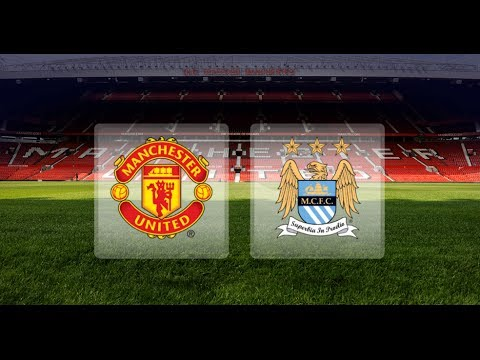 Manchester City 4 vs 1 Manchester United All Goals and Highlights