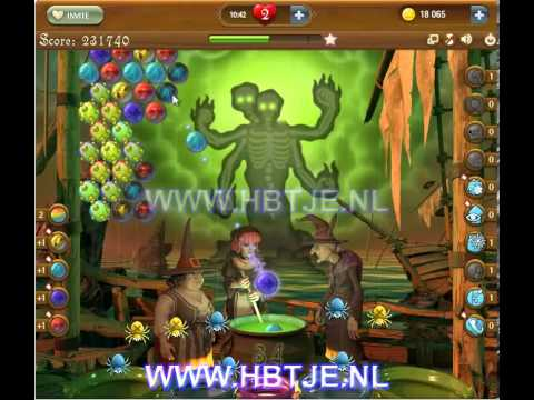 Bubble Witch Saga level 169