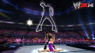 WWE2K14 FULL DLC Season Pass Details W/ NEW Screenshots