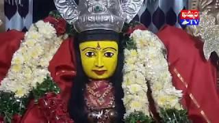 రజక వీధిలో బాల త్రిపుర సుందరీ దేవి అవతారం