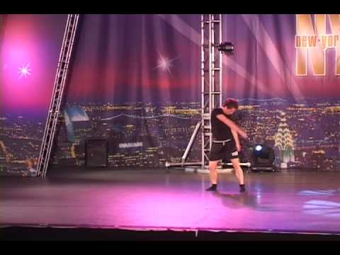 Jakob Karr- 2008 National Senior Outstanding Dancer