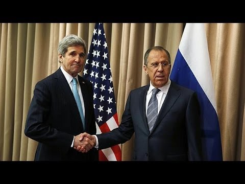 Ukraine crisis: Four-way talks underway in Geneva
