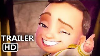 CHARMING Official Trailer (2018) Demi Lovato, Sia, Animation Movie HD