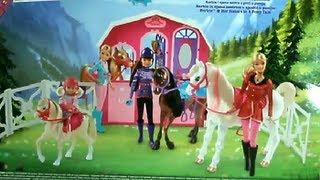 Skipper & Horse Doll Playset / Skipper I Kucyk Barbie I