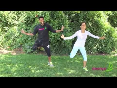 Lungi Dance from Chennai Express Workout