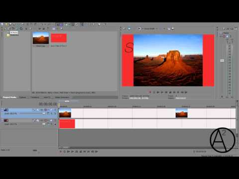 Sony Vegas Pro 11: Text Media Generator