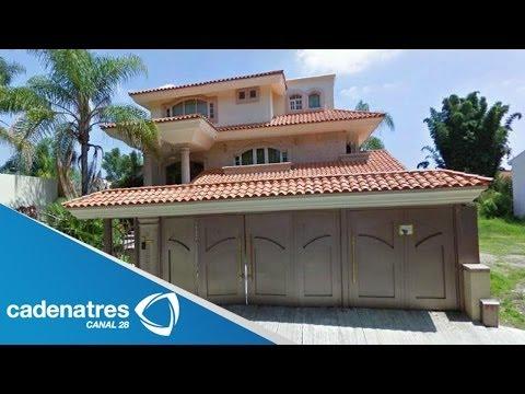 Las diferentes casas de 'El Chapo' Guzmán / ¿Cómo vivía 'El Chapo' Guzmán?