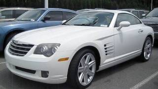 Motorweek Video of the 2005 Chrysler Crossfire videos