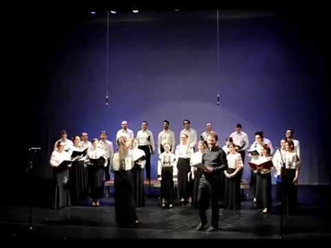 La chorale Les Saints Archanges - Concert de chants traditionnels et religieux roumains