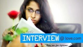""" INTERVIEW @ LOVE.COM "" - Telugu Short film"