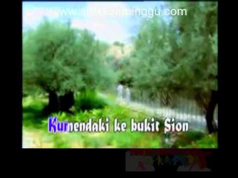 Lagu Rohani Sekolah Minggu ------ Ku berjalan ke Kanaan